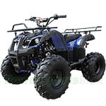 "2018 New Arrival! ATV-B03 125cc ATV with Automatic Transmission w/Reverse, Foot Brake, Remote Control! Big 19""/18""Tires!"