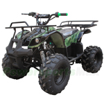 "Coolster ATV-3125XR-8U 125cc ATV with Automatic Transmission w/Reverse, Remote Control! Big 19""/18"" Tires! Wider Rear Wheels!"