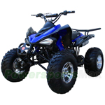"ATV-J026 150cc Full Size ATV with Automatic Transmission w/Reverse, Electric Start! Big 23""/22"" Tires!"