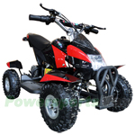 "ATV-L001  350W Electric Kids ATV with Disc Brake,6"" Tires!High-Tensile Steel Frame!"
