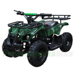 "ATV-L002  350W Electric Kids ATV with Disc Brake, 6"" Tires!High-Tensile Steel Frame!"