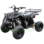 "ATV-P64 125cc ATV with Automatic Transmission w/Reverse, Foot Brake, Remote Control! Big 16"" Tires! New Arrival!"