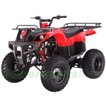 "ATV-T041 TAOTAO Bull 150cc Utility Full Size ATV with Automatic Transmission w/Reverse, Big 23""/22"" Tires!"