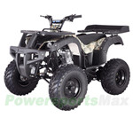 "TAOTAO Rhino 250 Utility Full Size ATV with Manual Transmission, Big 23""/22"" Tires!"