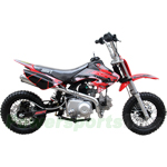 SSR-70C 70cc Dirt Bike with Semi-Auto Transmission, Front and Rear Disc Brakes!