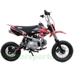 SSR SR110SEMI Pit Bike with Semi-Automatic Transmission! Free Gifts!