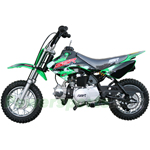 SSR SR70 70cc Dirt Bike with Semi-Auto Transmission! New Arrival! Free Gifts!