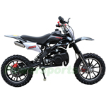 "SSR SX50 50cc Dirt Bike with Automatic Transmission! 10"" Wheels! Pull Start! Free Shipping!"