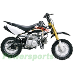 DB-J005 Coolster 70cc Dirt Bike with Semi-Auto Transmission, Honda XR50 Upgraded! Free Gifts!