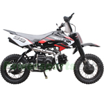 "Coolster QG-210 70cc Dirt Bike with Semi-Auto Transmission, Honda XR50 Upgraded! 10"" Wheels!"