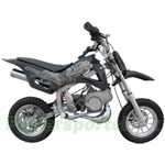 DB-J022 Coolster 49cc 2-Stroke Mini Dirt Bike, Front & Rear Disc Breaks, Super Fast! Free Gifts!