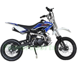 DB-X20 X-PRO<sup>®</sup> 125cc PitBike with 4-speed Manual Transmission, Kick Start! 14&quot;/12&quot; Tires! Zongshen Brand Engine!