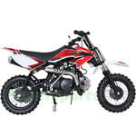 DB-X22 X-PRO<sup>®</sup> 90cc PitBike with Semi-Automatic Transmission, Kick Start! Zongshen Brand Engine, Top Quality!