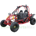GK-F003 Spider 150cc Go Kart with Automatic Transmission w/Reverse! Free Gifts!