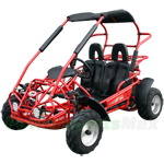 GK-M01 200cc Kid Middle Size Go Kart with Automatic Transmission, 6.5HP General Purpose Engine, High Quality! Free Gifts!