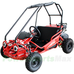 GK-M02 163cc Kid Size Go Kart with Automatic Transmission, 5.5 HP General Purpose Engine, High Quality! Free Gifts!