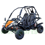 GK-P003 AeroHawk 125cc Go Kart with Automatic Transmission w/Reverse!Electric Start!