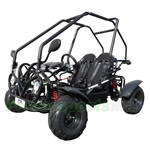 GK-P011 125cc Go Kart with Automatic Transmission w/Reverse!Electric Start! Free Gifts!