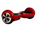 "Burgundy Two-Wheel Self Balancing Scooter Hoverboard, 6.5"" Tires, Free Shipping!"