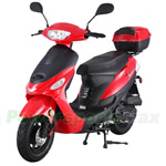 "Taotao ATM50-A1 50cc Moped Scooter with 10"" Wheels, Electric/Kick Start! Rear Trunk! Great Deal!"
