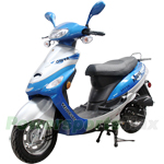"MC-X09 50cc Moped Scooter with Sports Style, Drum Brakes, 10"" Wheels! New Arrival!"